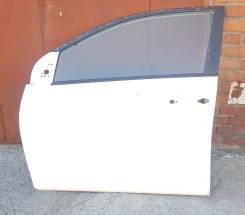 Дверь боковая Toyota Corolla Axio FL белая передняя