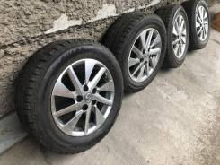 Продам комплект колёс Toyota Alphard