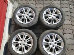 Комплект летних колес 4Х100, 175/65/15 Honda