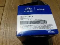 Масляный фильтр 26300-35504
