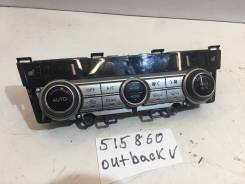 Блок управления климатом [72311AL130] для Subaru Outback V [арт. 515860]
