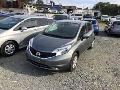 Nissan Note. Без водителя