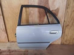 Дверь боковая контрактная Toyota Carina AT191 RL 0301