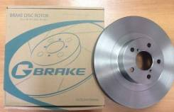 Диск тормозной передний G-Brake GR-21659 / Mazda 3 BM 13- GR-21659