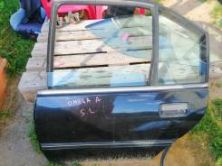 Дверь Opel Omega A задняя левая