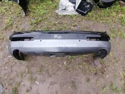 Бампер задний (под фаркоп) AUDI Q7