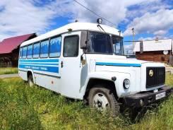 КАвЗ. Автобусы автодома, 2 места