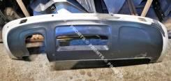 Бампер задний нижняя часть Audi Q3 (8UB) рестайлинг