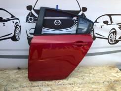 Дверь задняя левая Mazda 3 BL 2009-2013