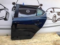 Дверь задняя левая Mazda 3 BM/BN 2013-2019