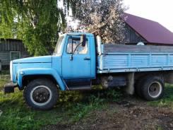 ГАЗ 3307. Продаётся газ 3307 борт, 5 000кг., 4x2