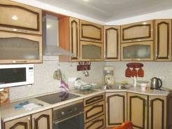 3-комнатная, улица Сабанеева 13. Баляева, агентство, 64,0кв.м. Кухня