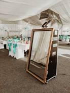 Чем заполнить свободное время на свадьбе? Фотозеркало от 12 000руб.