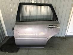 Дверь боковая задняя левая Honda Avancier