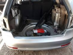 Задний бампер Skoda Octavia A5 fl