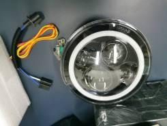 Светодиодные фары Новые с ходовыми огнями 7 дюймов 40 Вт НИВА