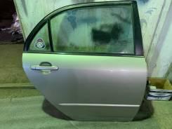 Дверь боковая задняя правая Toyota Corolla NZE121, 1NZFE