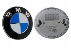 Эмблема багажника. BMW: 1-Series, 2-Series Active Tourer, 3-Series, 2-Series, 2-Series Gran Tourer, 3-Series Gran Turismo, 4-Series, 5-Series, 5-Serie...