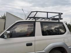 Багажники. Toyota Land Cruiser Prado