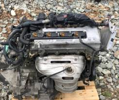 Двигатель 1ZZFE ZNE14 Toyota WISH 4WD