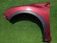 Крыло H2Q переднее левое Subaru XV GP7 FB20 2012г