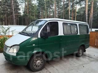 ГАЗ 2217 Баргузин. Продается микроавтобус Соболь-Баргузин, 7 мест