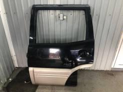 Дверь боковая задняя левая Nissan Mistral R20