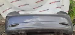 Задний бампер Hyundai Sonata 2014