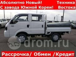 Kia Bongo III. 4WD! Новый грузовик в наличии, механический ТНВД! С завода Южной Коре, 1 200куб. см., 4x4