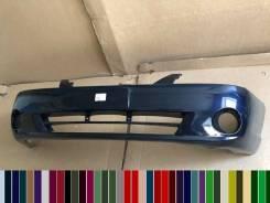 Бампер передний Киа Спектра в цвет