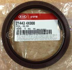 Hyundai / KIA 214434X000 Сальник коленвала 214434X000