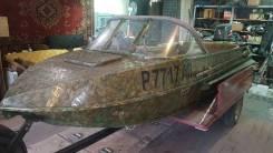 Неман. 1979 год, длина 4,42м., двигатель без двигателя