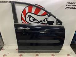 Дверь передняя правая (черный B92P) Honda Cr-V RE4 #1 2007г