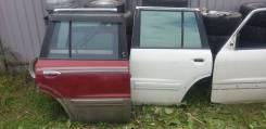 Дверь задняя левая, правая Nissan Safari Y61