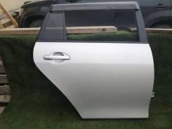 Дверь правая задняя Toyota Corolla Fielder NZE141,