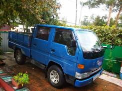 Toyota ToyoAce. Продаётся грузовик Toyota Toyoace, 2 779куб. см., 3 330кг., 4x2