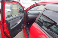 Дверь задняя левая Toyota Corolla Fielder NZE121 красная