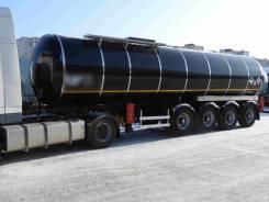 Foxtank ППЦ-30. Цистерна битумовоз