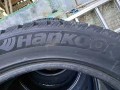 Hankook. зимние, шипованные, 2013 год, б/у, износ 5%
