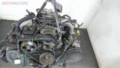 Двигатель Subaru Impreza (G10) 1993-2000, 1.6 л., бензин (EJ16)