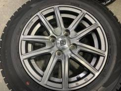 Sein R14 4*100 5.5j et43 + 175/70R14 Dunlop Winter Maxx WM01 japan