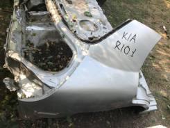 Крыло заднее Kia Rio 2004 год