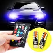 Лампы габаритные авто светодиод с пультом стробоскоп 9913212050 33303S2R003 MS820087 AY08000062 997016050