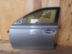 Дверь боковая передняя контрактная L Toyota MarkX GRX133 0879