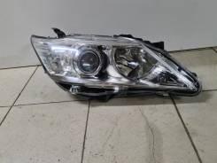Фара правая Toyota Camry AVV50 (галоген)