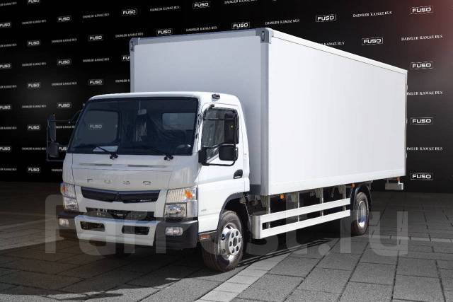 Mitsubishi Fuso Canter. Изотермический фургон FUSO Canter TF (ФУЗО Кантер), 3 000куб. см., 5 000кг., 4x2. Под заказ