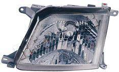 Фара передняя левая прозрачная OEM 8115060850 Toyota Land Cruiser Prado 90