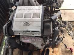 Двигатель Toyota MCV20 1MZ-FE 65ткм видео работы
