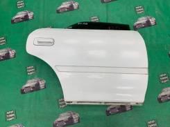 Дверь задняя правая Toyota chaser JZX100 GX100 цвет 040