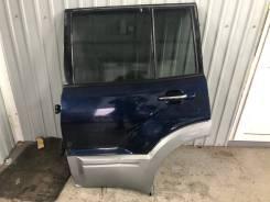Дверь боковая задняя левая Mitsubishi Pajero 1999-2006